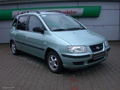 brugt Hyundai Matrix 1,5 CRDi GL 82HK