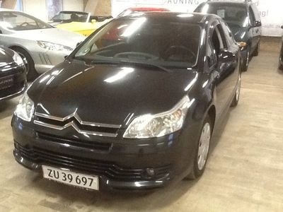 brugt Citroën C4 1,6 16V VTR Coupé