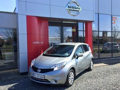 usado Nissan Note 1,2 Acenta Plus 80HK 5d