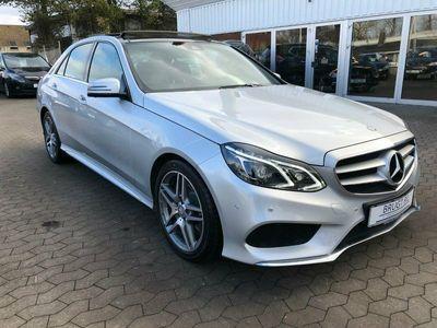 begagnad Mercedes E350 0 BlueTEC Avantgarde aut. 4-M