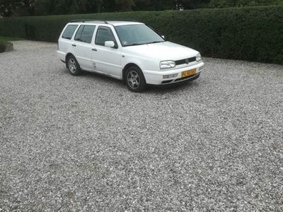 brugt VW Golf III 1,9 DIESEL VAN 1,9