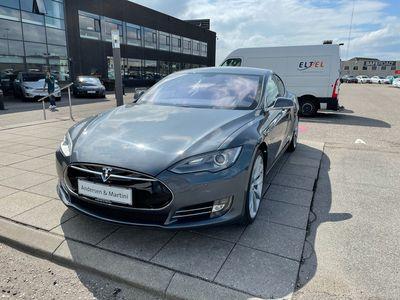 brugt Tesla Model S 85 el EL Performance 416HK 5d Aut.
