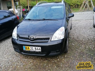 brugt Toyota Corolla Verso 2.2 NYSYNET