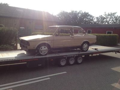 used VW Jetta 1,3 mk1