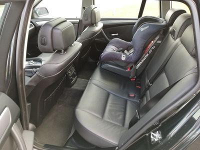 brugt BMW 525 5 SERIE D TOURING AUT