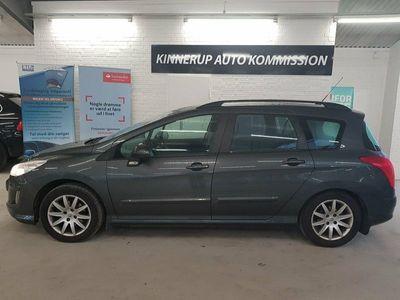brugt Peugeot 308 1,6 HDi 90 Premium SW