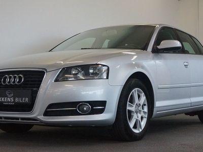 brugt Audi A3 Sportback 1,6 TDi Attraction
