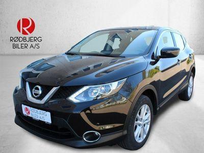 brugt Nissan Qashqai 1,6 Dig-T 163 Acenta