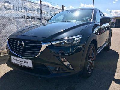 brugt Mazda CX-3 2,0 Skyactiv-G Optimum AWD 150HK 5d 6g Aut.