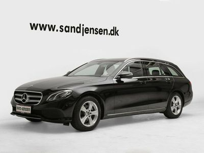 used Mercedes E220 2,0 Avantgarde stc. aut.