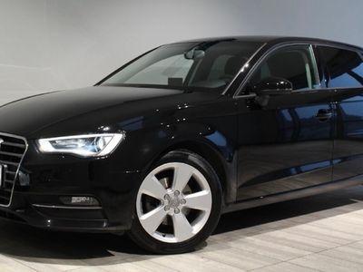 brugt Audi A3 Sportback 1.4 TFSI CoD 140 HK 5-DØRS
