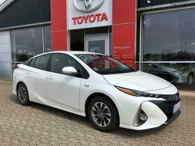 brugt Toyota Prius 1,8 Plug-in Plugin-hybrid H3 122HK 5d Aut.