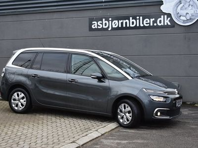 second-hand Citroën Grand C4 Picasso 1,6 BlueHDi 120 Intensive EAT6