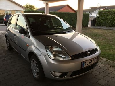 käytetty Ford Fiesta 1,4