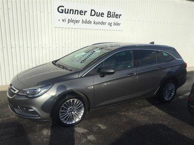 brugt Opel Astra Sports Tourer 1,4 Turbo INNOVATION Start/Stop 150HK Stc 6g