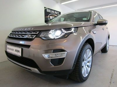 brugt Land Rover Discovery Sport 2,0 TD4 150 HSE Luxury aut.