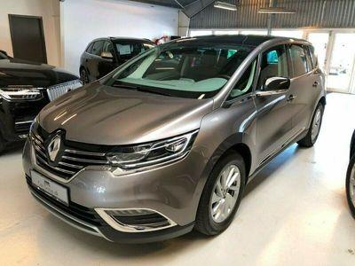brugt Renault Espace 1,6 dCi 160 Zen EDC