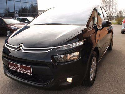 brugt Citroën C4 Picasso 1,6 e-HDi 115 Seduction ETG6