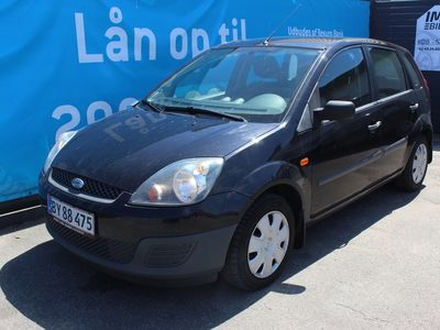 used Ford Fiesta 1,6 TDCi Trend 5d