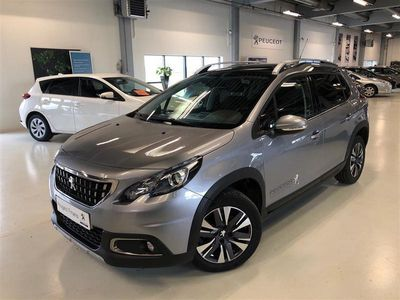 second-hand Peugeot 2008 1,6 BlueHDi Selection Sky 100HK