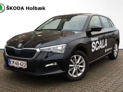 brugt Skoda Scala 1,6 TDi 115 Style DSG