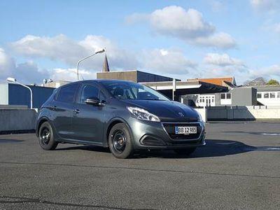 brugt Peugeot 208 BlueHDI 100 hk 5D 1,6