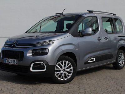 brugt Citroën Berlingo 1,5 Blue HDi Iconic start/stop 100HK