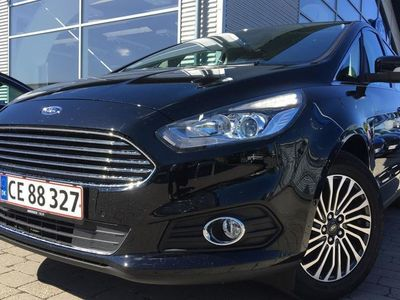 gebraucht Ford S-MAX 1,5 EcoBoost Titanium 165HK 6g