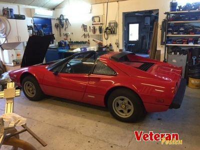 brugt Ferrari 308 gts