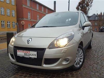 brugt Renault Scénic 1,5 DCI FAP Expression 110HK 6g