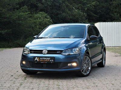 brugt VW Polo 1,4 TSi 150 BlueGT DSG