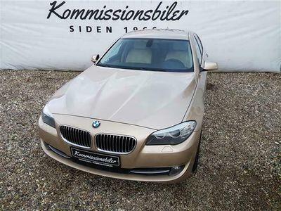 brugt BMW 520 d 2,0 D 184HK 6g