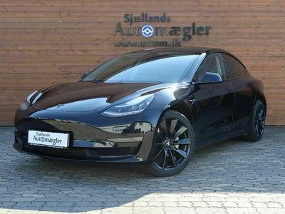 brugt Tesla Model 3 Long Range RWD