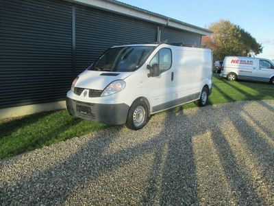 brugt Renault Trafic T29 2,0 dCi 115 L1H1