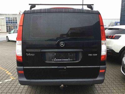 brugt Mercedes Vito 116 CDI AUT 163HK Van