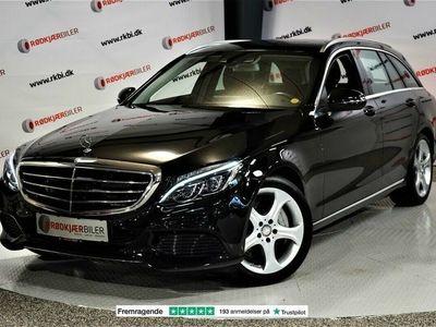 brugt Mercedes C350e 2,0 Exclusive stc. aut.