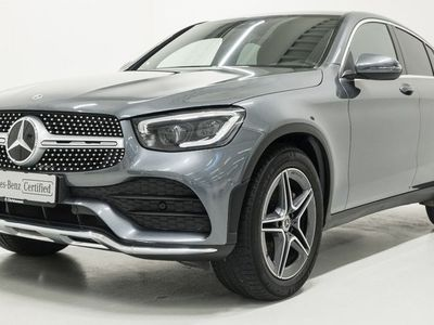 brugt Mercedes GLC300 d Coupé aut. 4-M Van 2020