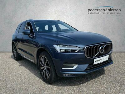 brugt Volvo XC60 2,0 D4 Inscription 190HK 5d 8g Aut.