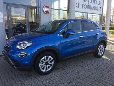 brugt Fiat 500X 1,0 FireFly City Cross First Edition 120HK 5d 6g
