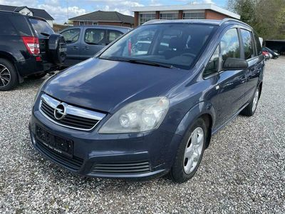 brugt Opel Zafira 1,9 CDTI Limited 120HK 6g