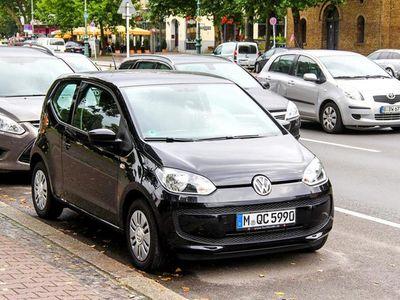 brugt VW up! 1,0 MPI BMT Move 60HK 5d - Personbil - Sortmetal