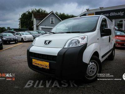 brugt Peugeot Bipper 1,3 HDi 75 Fresh aut. Van