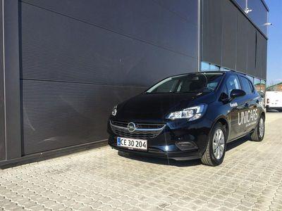 brugt Opel Corsa 1,4 ECOTEC Enjoy+ Start/Stop 90HK 5d