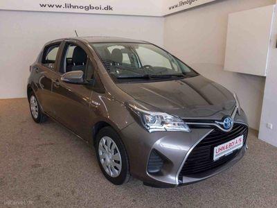 käytetty Toyota Yaris Hybrid 1,5 B/EL 100HK 5d