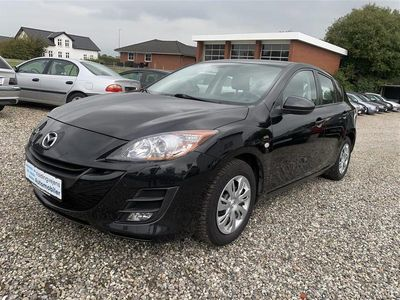 brugt Mazda 3 1,6 DE Premium 115HK 6g