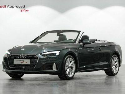 brugt Audi A5 Cabriolet 40 TFSi Prestige+ S-tr.