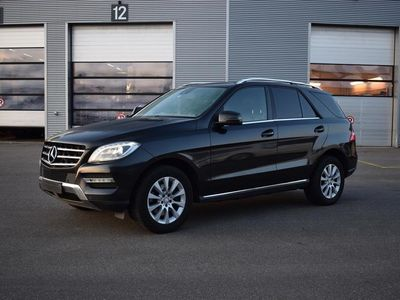 brugt Mercedes ML350 d 3,0 Bluetec 4-Matic 7G-Tronic Plus 258HK 5d 7g Aut. E