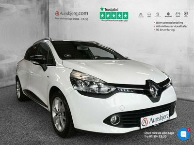 brugt Renault Clio IV dCi 75 Limited ST