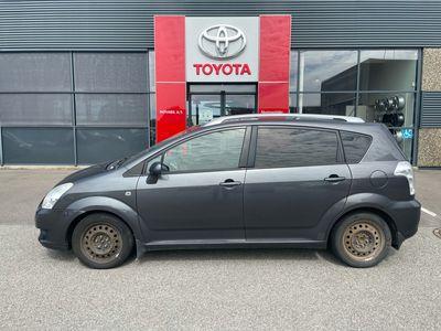 brugt Toyota Corolla Verso 7 pers. 2,2 D-4D Linea Luna 136HK 6g D