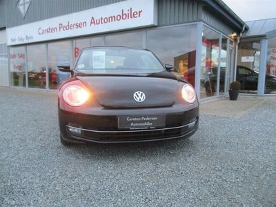 used VW Beetle 1,6 TDI Design 105HK 3d